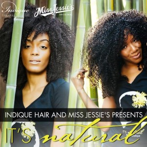 #ItsNatural with Indique & Miss Jessie's IG Contest – Win Bundles & Products