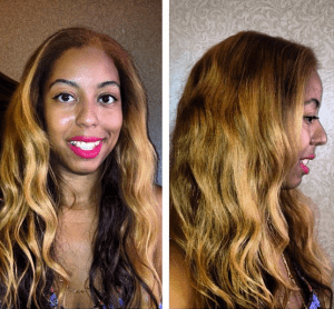 NEW Indique U-Part Wig In Pure Wavy