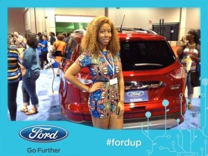 Ford Takes On Bronner Bros – A Natural Hair Panel