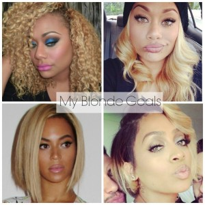 I'm Going More Blonde!! What Color Do I Want?