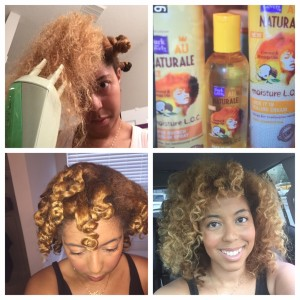 CurlKit + Au Naturale + QRedew Steamer Review