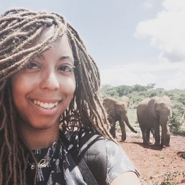 Visiting The Elephant Orphanage In Nairobi