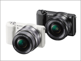New Camera Alert: Sony a5100 Mirrorless Camera Review