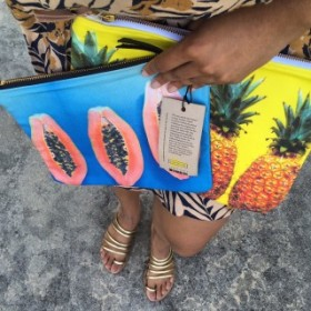 Summer Tropical Clutches From DVRA!