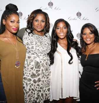 Erica Dixon - Dr. Heavenly - Toya Bush - Lisa Nicole Cloud