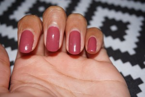 #ManiMonday Mad About Mauve With OPI