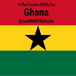 I'm In Ghana. Follow My Journey!