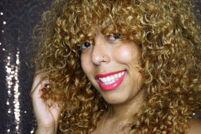 My New @BigChopHair Spiral Curl Wig From Maria Antoinette + Discount Code
