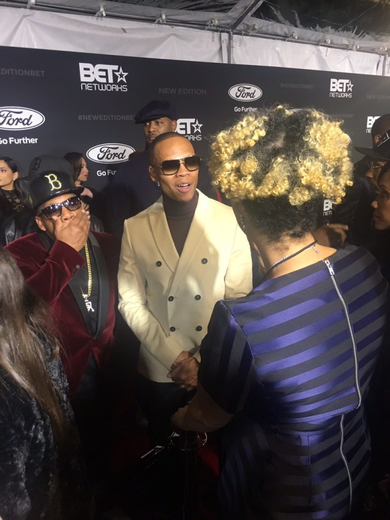 BET's New Edition Story Los Angeles Premiere Recap