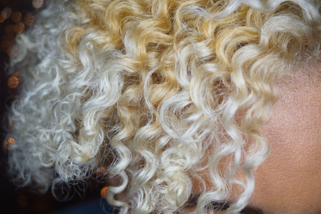 Flat Twist Out Using Obia Naturals Twist Whip Butter