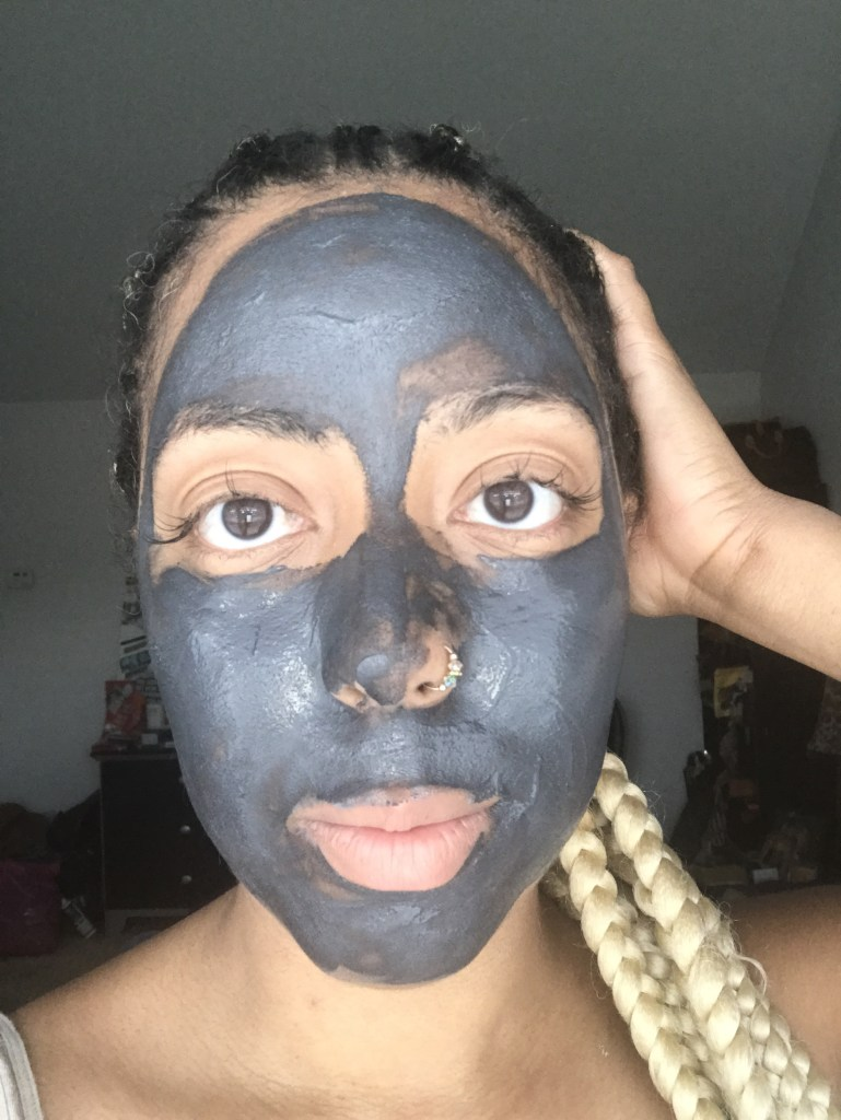 L'Oreal Pure-Clay Mask- Detox & Brightening Review