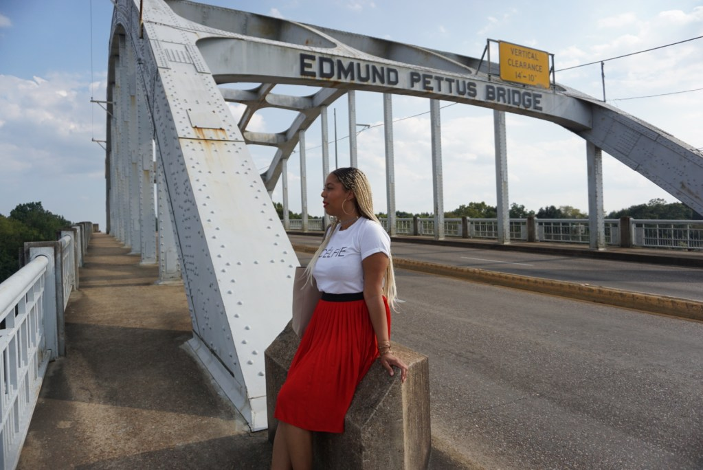 Visiting Selma #SweetHomeAlabama