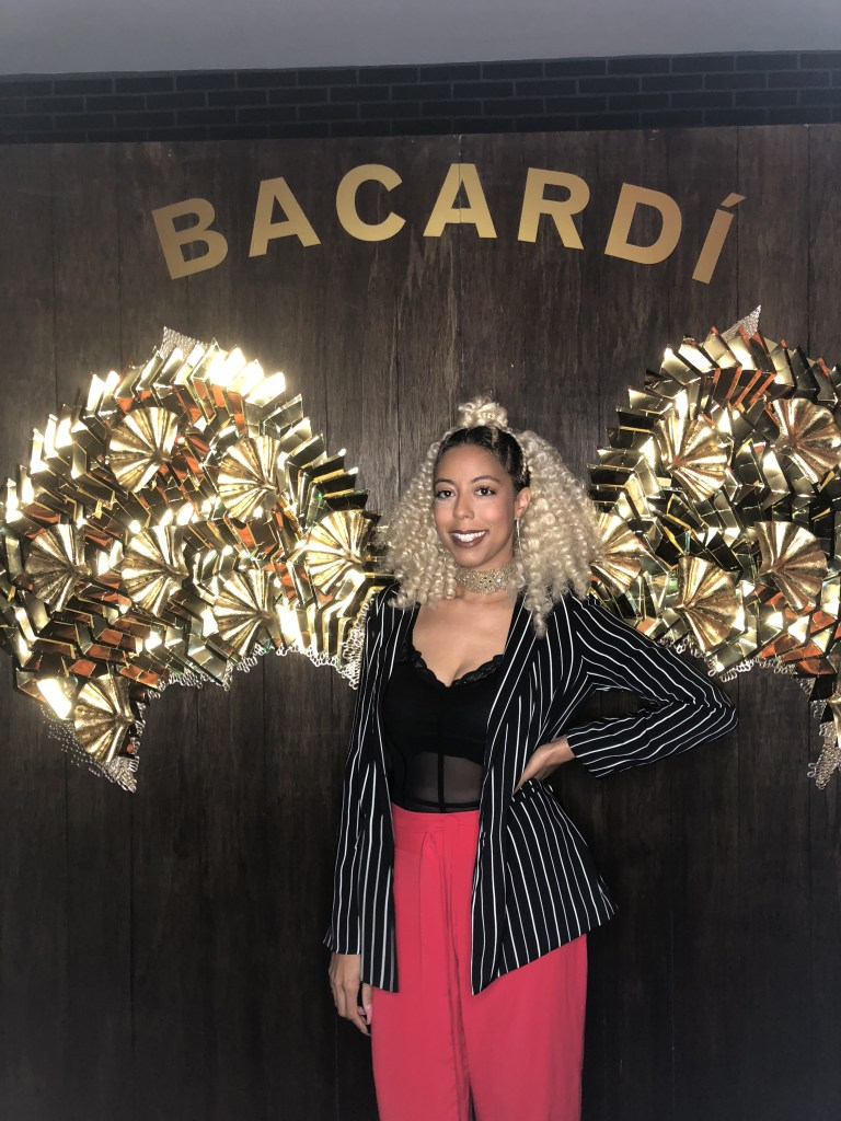 BACARDÍ x The Dean Collection Rum Room in ATL