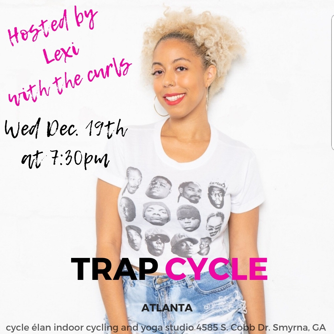 Join Me 12/19 for Trap Cycle At Cycle Elan