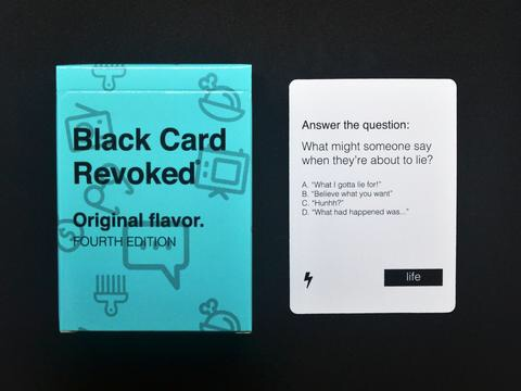 Party Idea- Black Owned Card Game Options