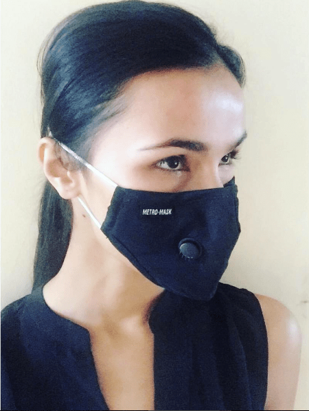 Model Aastha Pokharel - City Mask