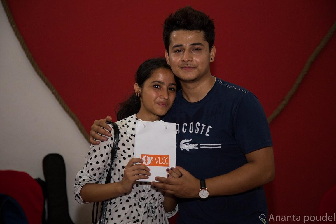 Photos Youtuber Aayush Rimals Controversial Meet And Greet Lexlimbu