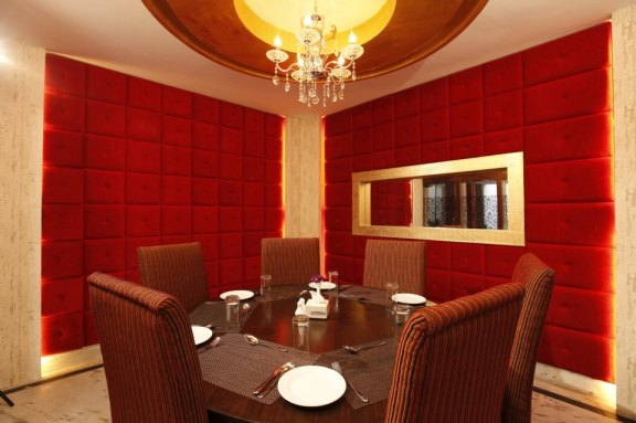 Private Dining at Embers