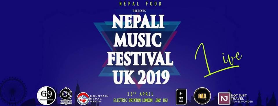 Nepali Music Festival Uk 2019 Date Announced Lexlimbu