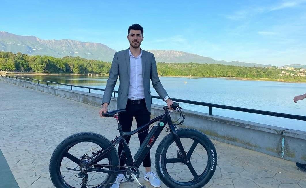 Future Albanian Leaders – Sadi Lika, Themelues I Liksad E-Bike & Greenposta.