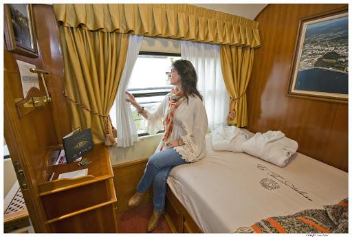 """Në Evropë Po Planifikohet Një Rrjet I Ri I """"Trena-Hotel"""" Të Natës Në Shina"""