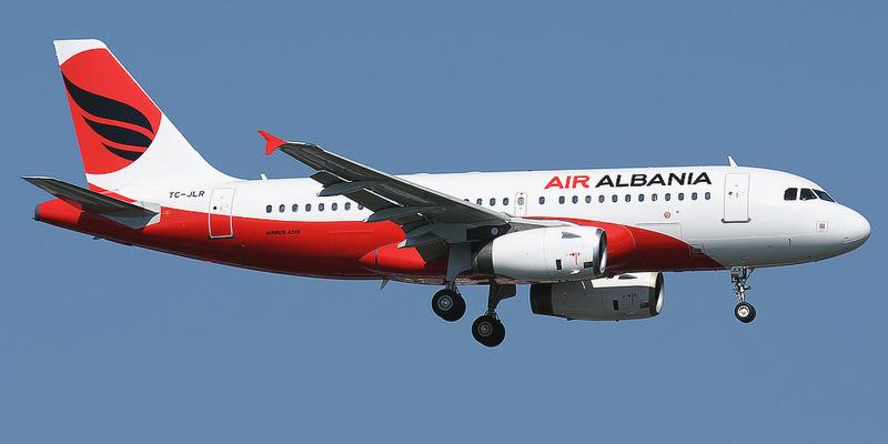 """""""Air Albania"""" Nis Fluturimet Nga Aeroporti I Kukësit Më Datën 15-Korrik"""