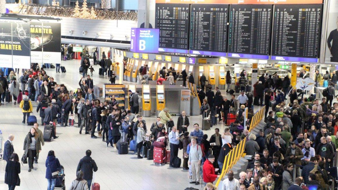 Aeroport Gjermani | Lexotani