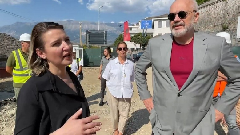 Ministrja E Kulturës Vetëm Kulturë Nuk Ka : Mashtron Publikun Mbi Rezolutën E Unesco-S Për Bypassin E Gjirokastrës