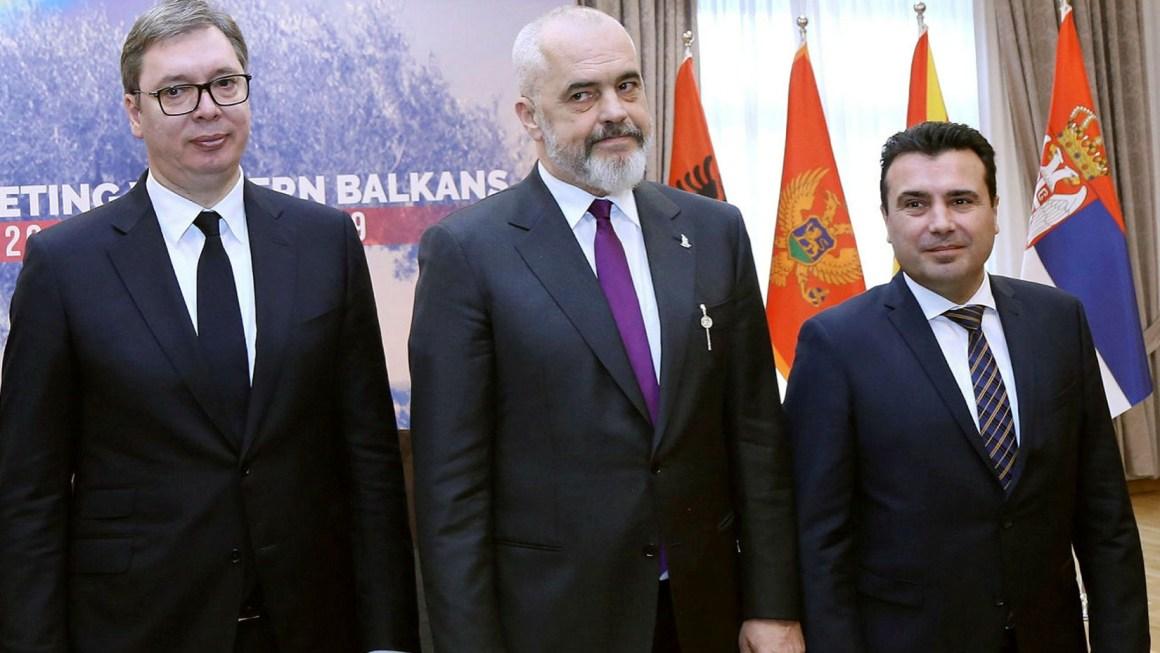 Iniciativa Open Balkan Që Në Fillim Po Konsiderohet Si Dështim : Mungesa E Ndihmës Reciproke