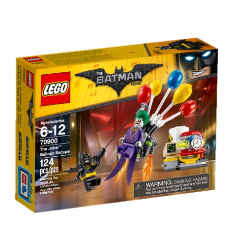 Batman Joker Lego Learning Express