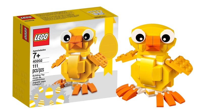 Learning Express Lego Chick