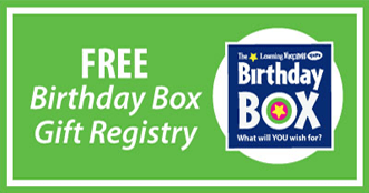 Birthday Wish Box Learning Express Gifts Brands Included