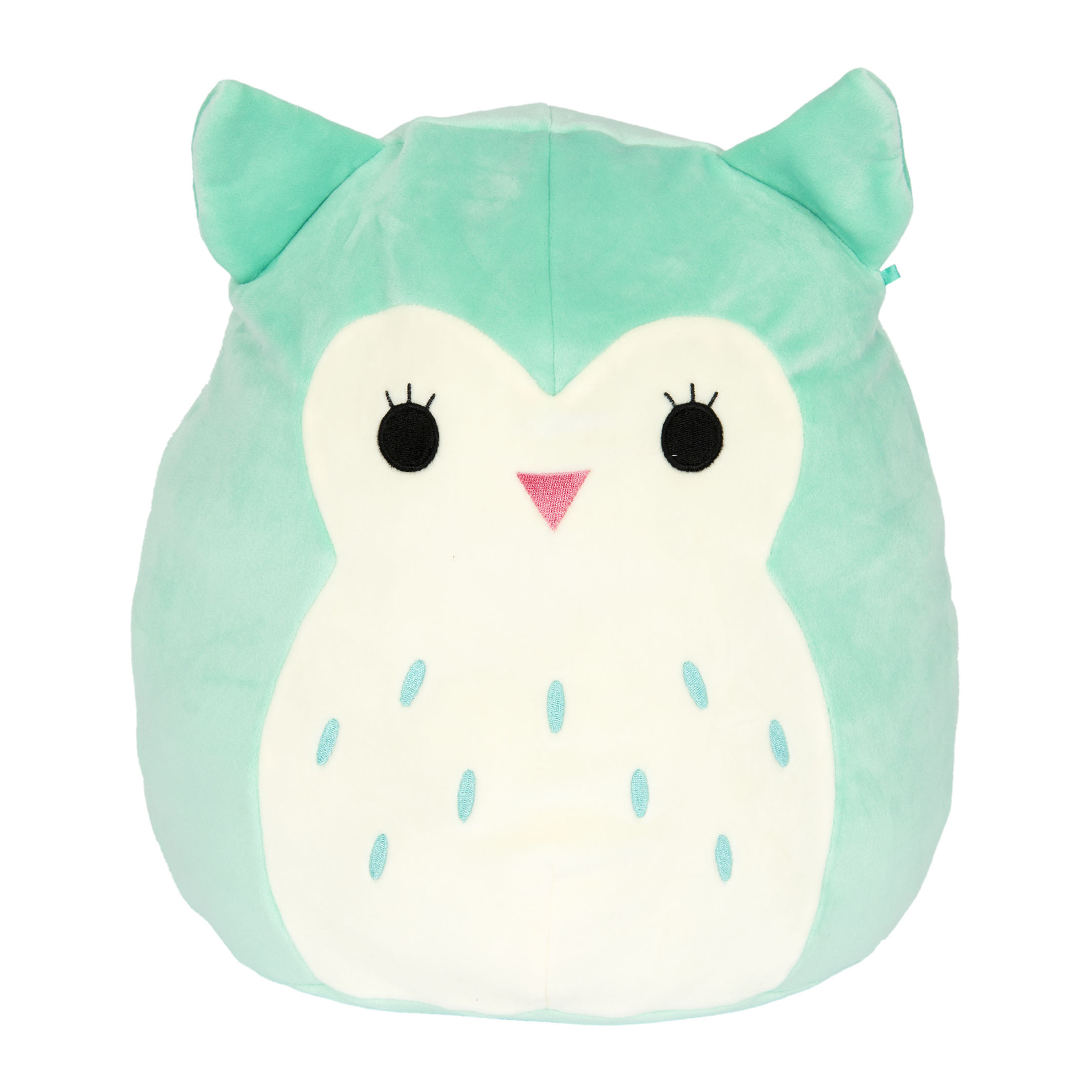 Squishmallows.TealOwl.Winston