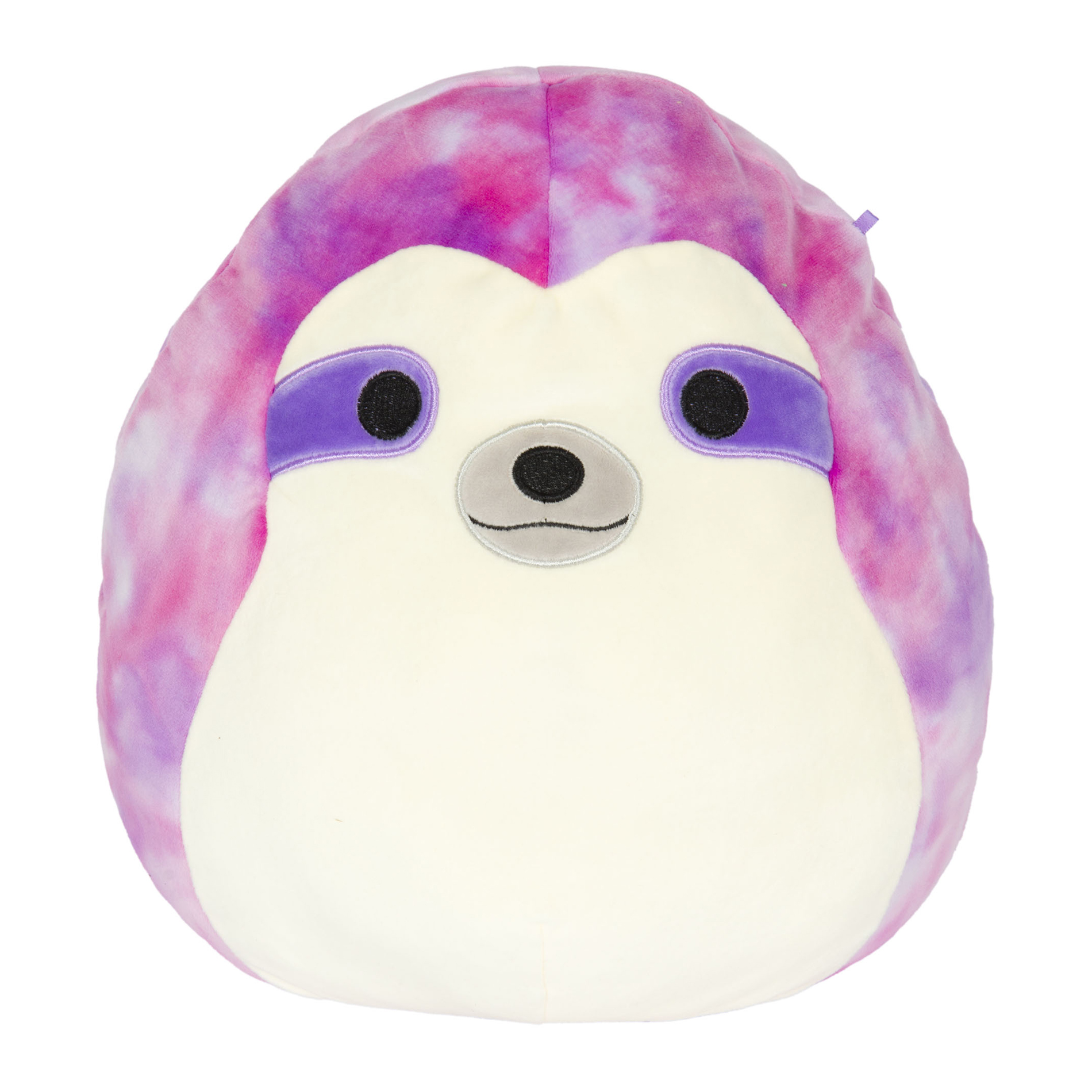 Squishmallows.TieDyeSloth.Sharie