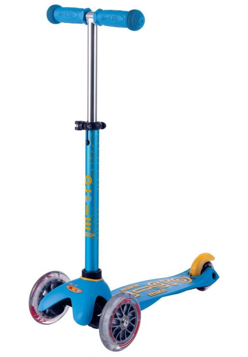 Ocean Blue Micro Scooter Mini at Learning express in Raleigh NC