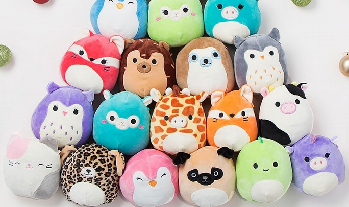 squishmallows cover photo