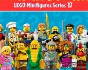 Lego Minifig Series 17
