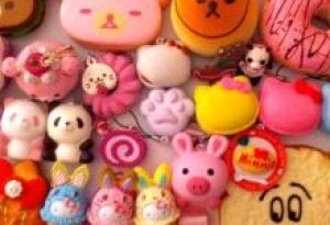 Squishies at Learning Express
