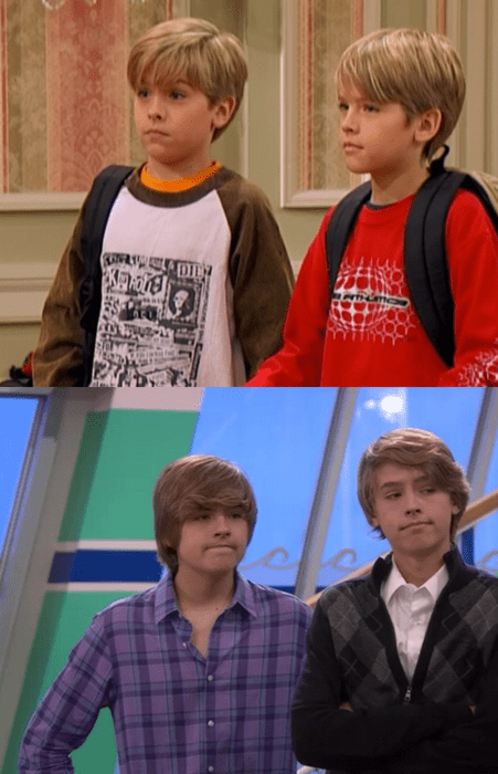 Disney Channel and twins: a love story (5/6)
