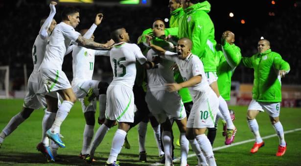 الجزائر أول منتخب عربي يسجل أربعة أهداف في مباراة واحدة في كأس العالم