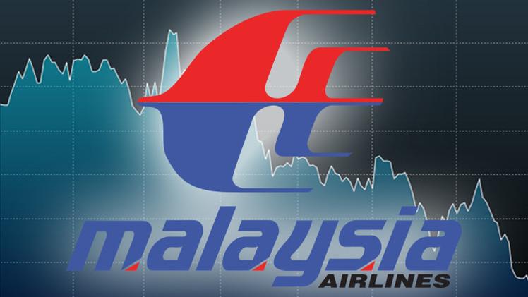 """أسهم """"الجوية الماليزية"""" تفقد 13% من قيمتها بعد الكارثة"""