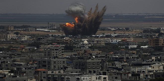 إسرائيل تبدأ هجوما بريّا على غزة وتستخدم الغاز السام ضدّ السكّان