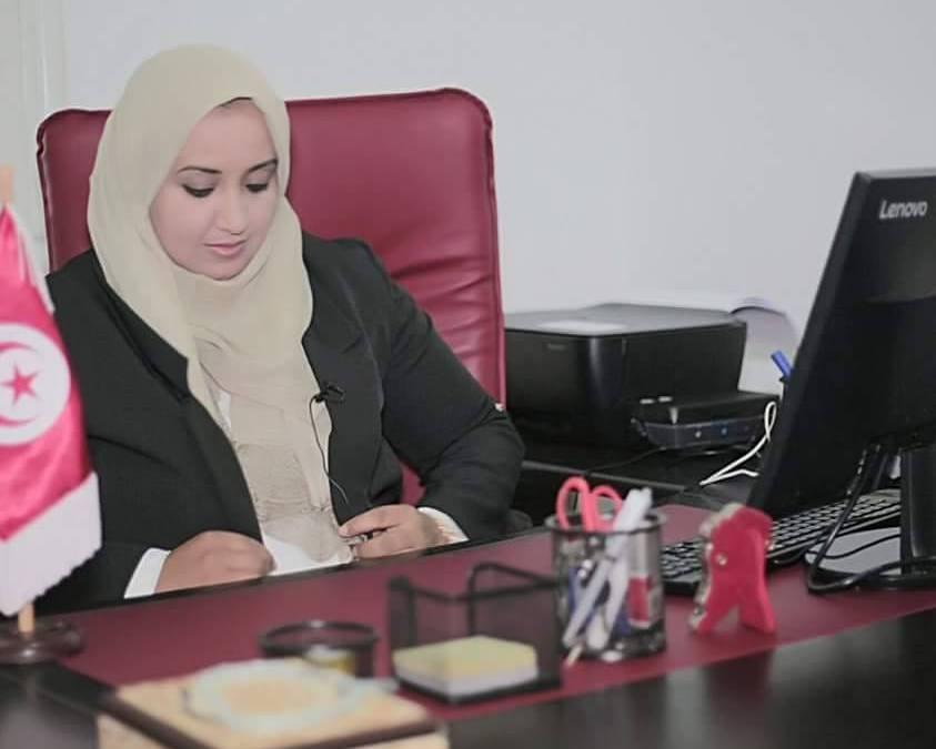 """وهيبة اليعقوبي """"رئيسة المرصد الوطني للصحفيين """""""