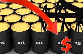 انخفاض سعر النفط إلى 55 دولارا للبرميل