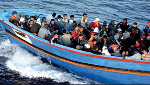 احباط عمليات اجتياز للحدود البحرية خلسة بعدد من الجهات