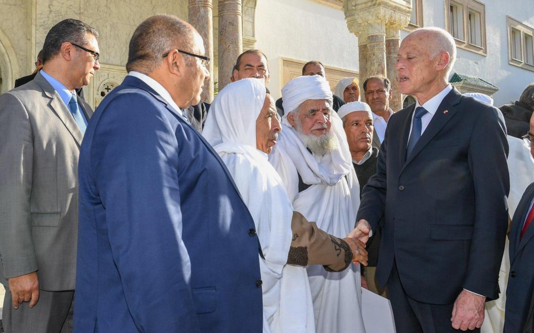 """مجلس القبائل الليبي يتبرأ من """"إعلان تونس"""""""