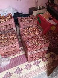 حجز1.5 طن من التمور بمخزن عشوائي في مدينة بنزرت