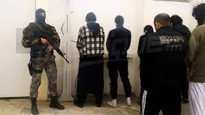 القبض على 14 متشددا في الكاف