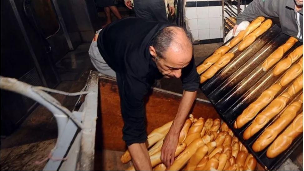 بداية من اليوم : تونس دون خبز لثلاثة أيام