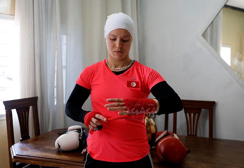 اولمبياد طوكيو – الملاكمة : مريم الحمراني تنهزم أمام الجزائرية إيمان خليف
